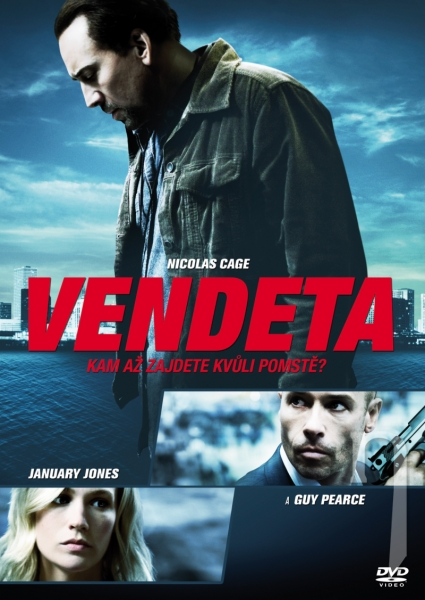 DVD Film - Vendeta