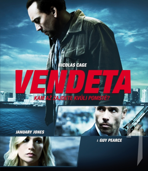 BLU-RAY Film - Vendeta