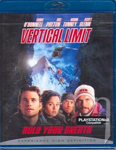 BLU-RAY Film - Vertical limit (Blu-ray)