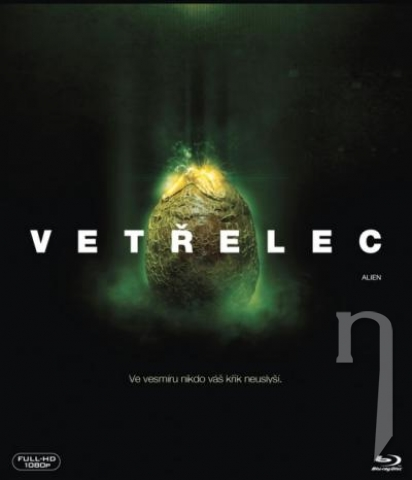 BLU-RAY Film - Votrelec (Bluray)
