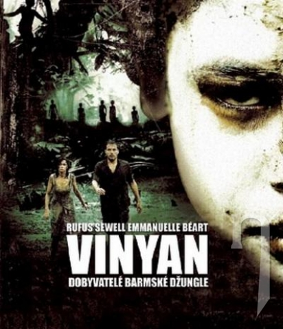 BLU-RAY Film - Vinyan: Dobyvatelia barmskej džungle (Bluray)