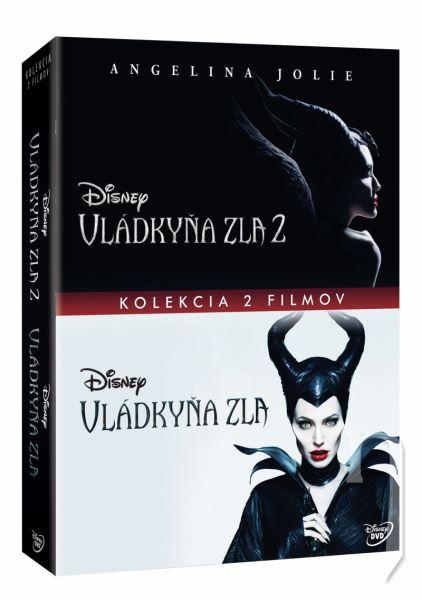 DVD Film - Zloba 1+2 (2DVD)