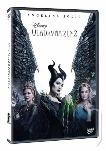 DVD Film - Zloba: Královna všeho zlého