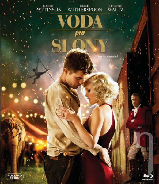BLU-RAY Film - Voda pro slony (Bluray)
