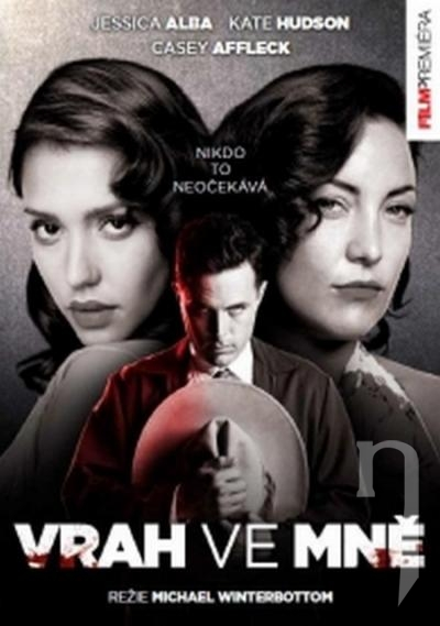 DVD Film - Vrah ve mně (digipack)
