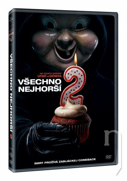 DVD Film - Všechno nejhorší 2