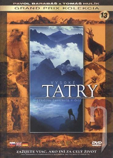 Vysoké Tatry – Divočina zamrznutá v čase (DVD)