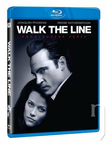 BLU-RAY Film - Walk the Line (Blu-ray)