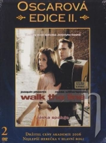 DVD Film - Walk the line (pap. box)