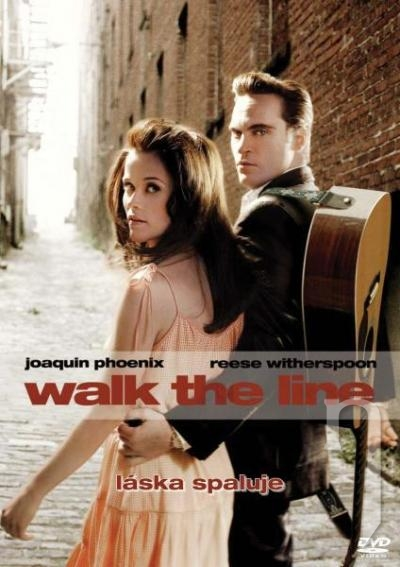 DVD Film - Walk the line