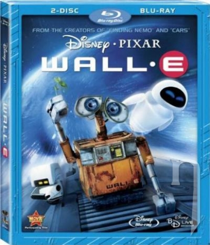 BLU-RAY Film - Wall-E  (Blu-ray)