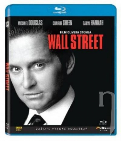 BLU-RAY Film - Wall Street (Blu-ray)