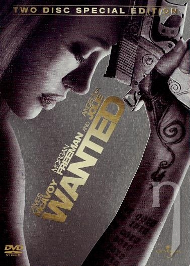 DVD Film - Wanted (2 DVD) STEELBOX