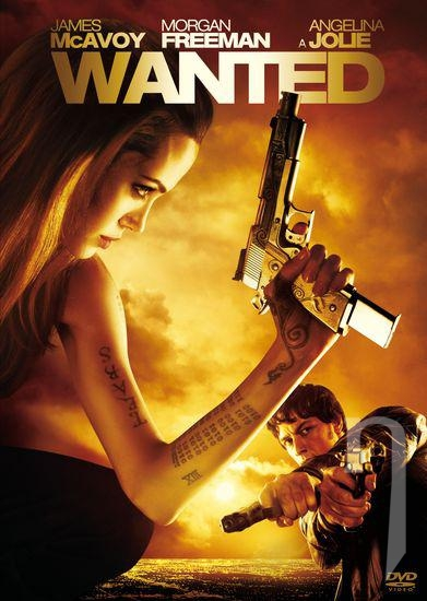 DVD Film - Wanted