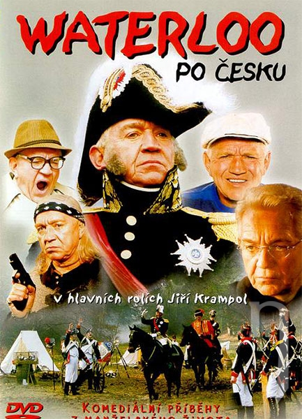 DVD Film - Waterloo po česku