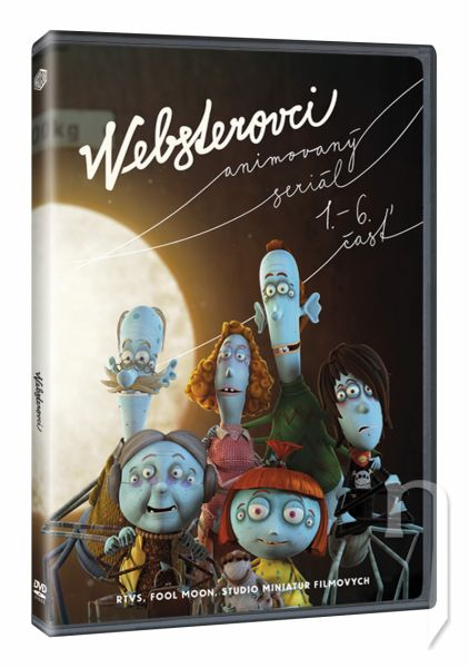 DVD Film - Websterovci