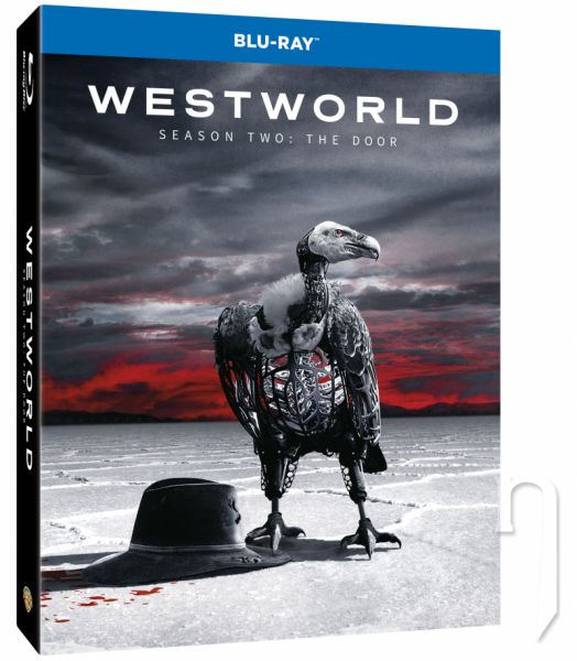 BLU-RAY Film - Westworld 2. séria (3Bluray)