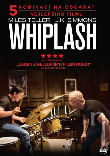 DVD Film - Whiplash