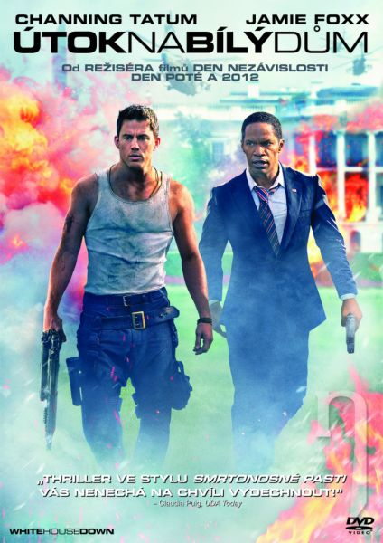DVD Film - White House Down