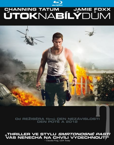 BLU-RAY Film - White House Down (Steelbook)