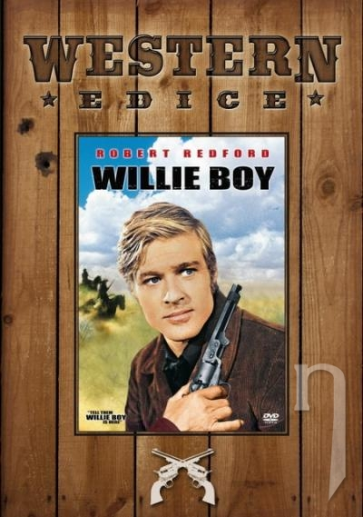 DVD Film - Willie Boy (westernová edícia)