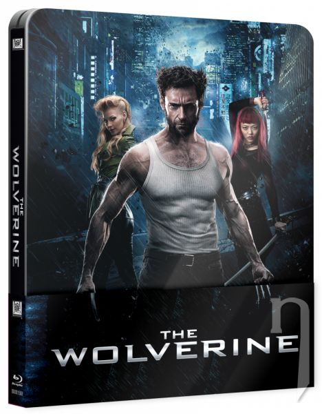 BLU-RAY Film - Wolverine - Steelbook