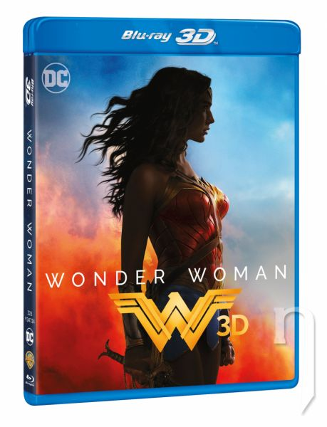 BLU-RAY Film - Wonder Woman 2BD (3D+2D)