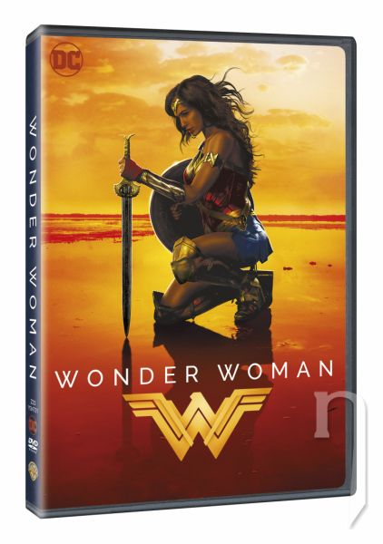 DVD Film - Wonder Woman