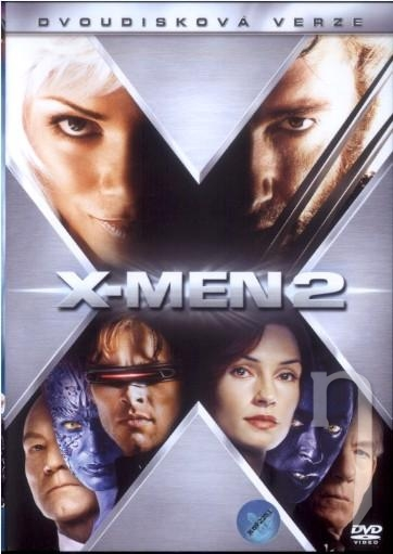DVD Film - X-Men 2 (2 DVD)