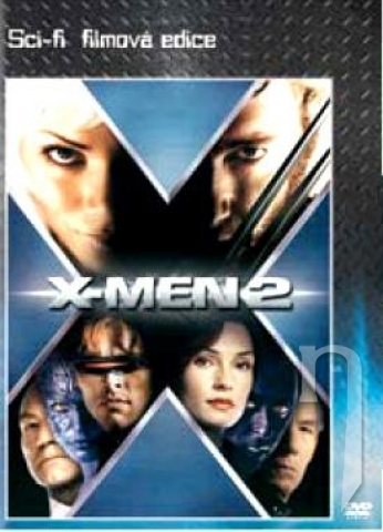 DVD Film - X-Men 2