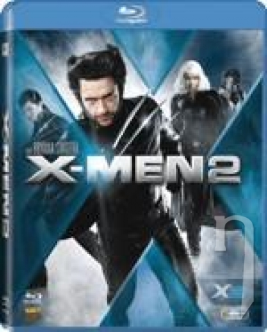 BLU-RAY Film - X-Men 2 (Blu-ray)
