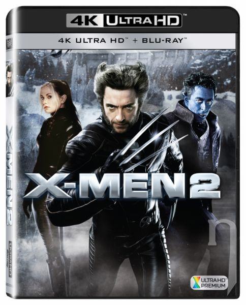 BLU-RAY Film - X-Men 2 (UHD+BD) 2BD
