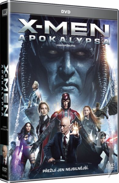 DVD Film - X-Men: Apokalypsa