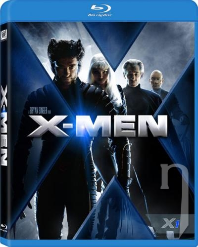 BLU-RAY Film - X-Men (Blu-ray)