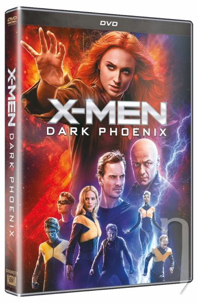 DVD Film - X-men: Dark Phoenix