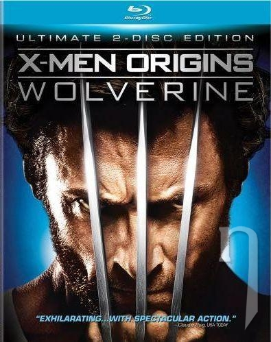 BLU-RAY Film - X-Men Origins: Wolverine (Blu-ray)