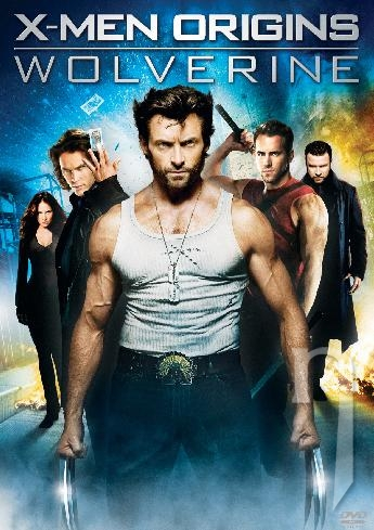 DVD Film - X-Men Origins: Wolverine