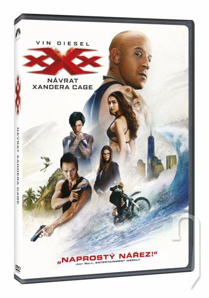 xXx: Návrat Xandera Cage (DVD)