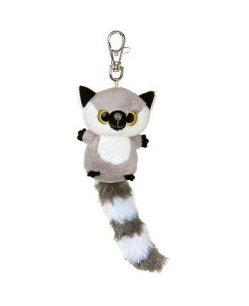 Plyšový lemur - kľúčenka - YooHoo (7,5cm)