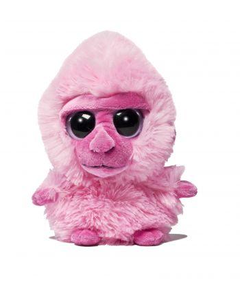Plyšová hračka - yoohoo rilee pink gorilla (12,5 cm)