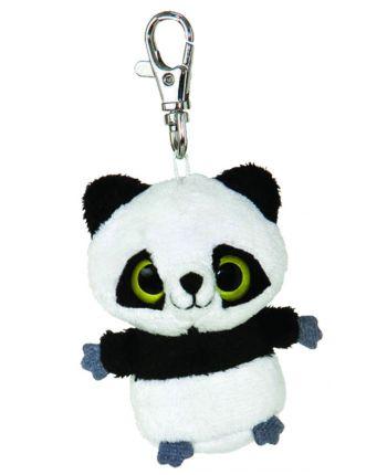 Plyšová panda - kľúčenka - YooHoo (7,5 cm)