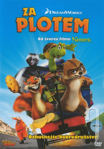 DVD Film - Za plotom