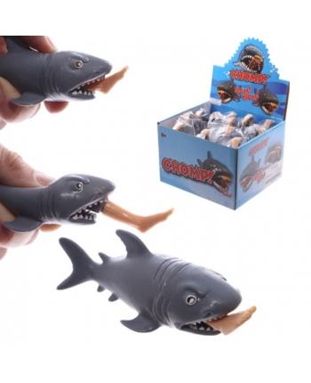 Zábavný žralok s nohou (11 cm)