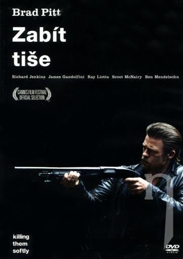 DVD Film - Zabít tiše