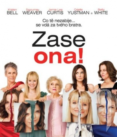 BLU-RAY Film - Zase ona! (Bluray)