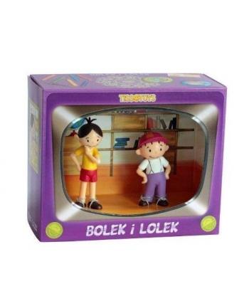Set figúrok Lolek a Bolek (7,5 cm a 9 cm)