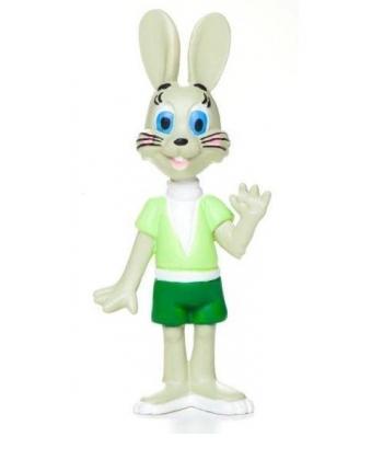 Zberateľská postavička Zajaca - Vlk a zajac (10,5 cm)