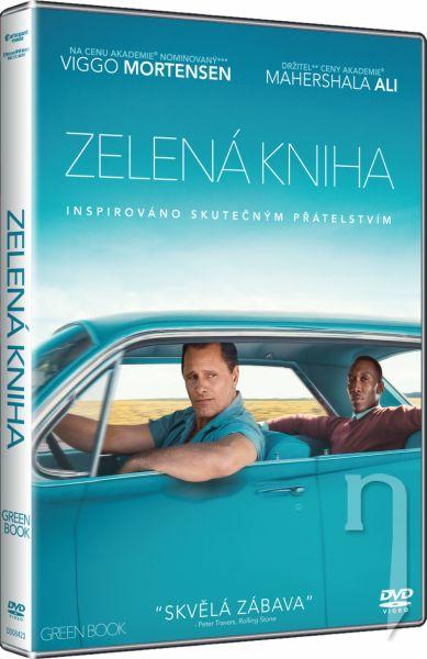 DVD Film - Zelená kniha