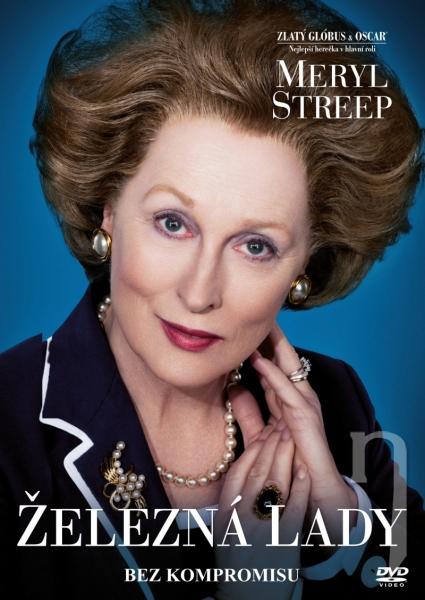 DVD Film - Železná lady