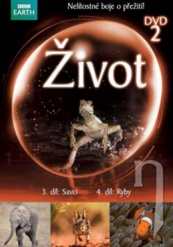 DVD Film - Život 2.DVD (digipack)